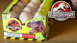 65 Million Boxes In The Making! - HUGE Jurassic Park Unboxing | Ep1