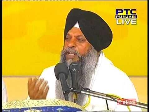 Giani Amrik Singh Ji (chd Wale) Hukamnama Katha Sri Darbar Sahib 23-09-2014.flv video