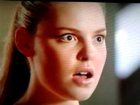 Katherine Heigl.red Bra & Bouncing Big Boobs video