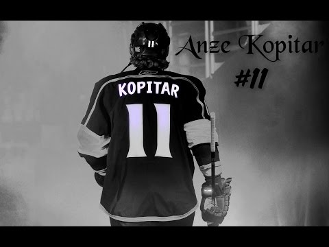 Anze Kopitar All goals 2013