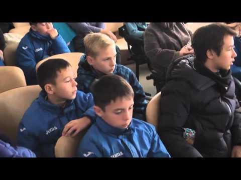 ОГАУ ФК Сахалин в программе Утро с АСТВ