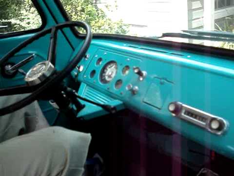Ride In The 1961 Econoline Youtube