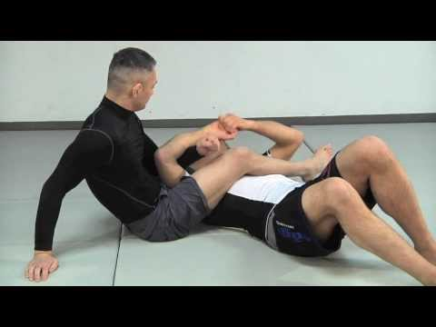 Sneaky Armbar Escape