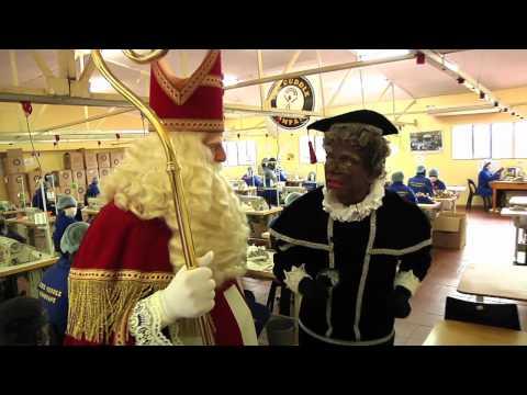 Sinterklaas op zoek naar Zep