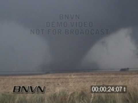 5/23/2008 Quinter, KS Tornado Footage