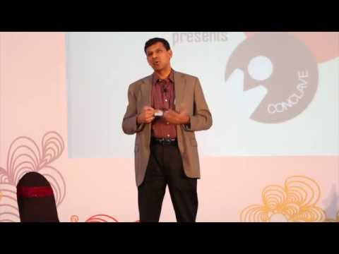 Raghuram Rajan speaking at UNYCC 2014