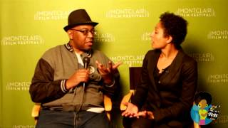 Shola Lynch - The  Struggle to Make Free Angela ( The Reelblack Interview)