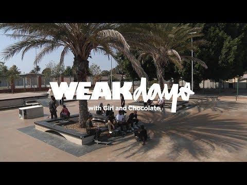 WEAKDAYS: HARVARD PARK