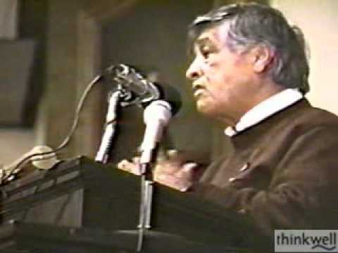 Cesar Chavez Explains Boycotts