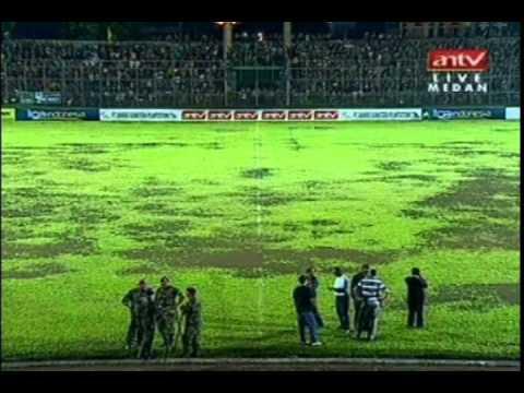 2011--12 Indonesia Super League - 26 May - 2012 - PSMS Medan vs Arema Indonesia