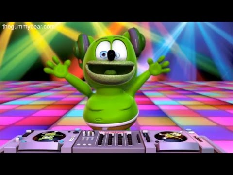 Gummibär Megamix The Gummy Bear Song Nuki Bubble Up Twist video