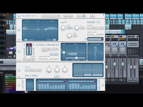 Magix Music Maker 2013 Tutorial