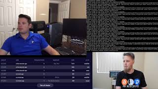 Odocrypt countdown livestream with Jared Tate