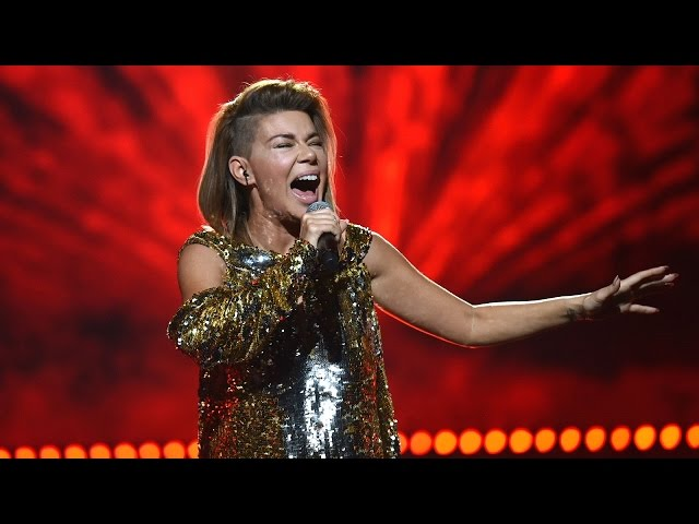 "Edyta Górniak – ""I Have Nothing"" – Hit! Hit! Hurra!"