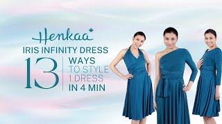 13 Ways to Wear the Iris Convertible Dress