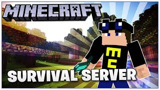 Minecraft Live! 🔴|Survival Server With Viewers! 😁|Come play with us! 😃 #5