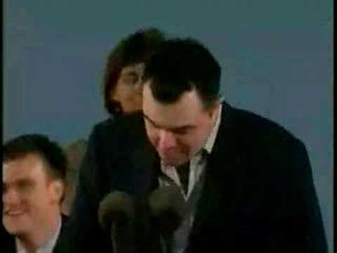 Seth MacFarlane's Harvard Class Day Speech STEWIE (3 of 4)