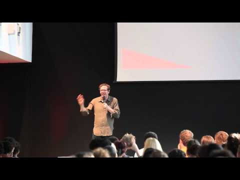 The key to transforming yourself -- Robert Greene at TEDxBrixton