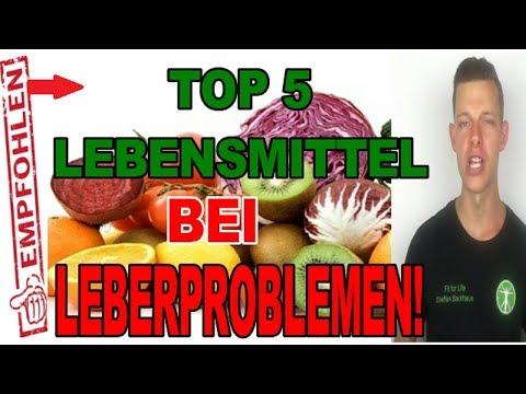 Top 5 Lebensmittel die Leber natürlich zu reinigen❗ Leberprobleme vorbeugen❗ Ernährung✅ Gesundheit✅