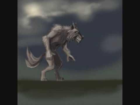 Werewolf Anime Werewolf Animation Video