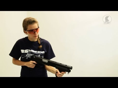 G&P M870 Mad Dog Shotgun Shorty Review (HD) - RWTV