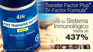 4Life Transfer Factor Trifactor Plus