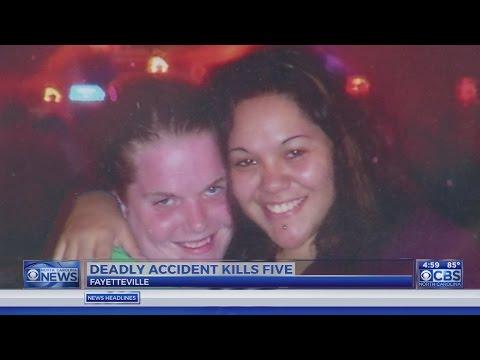 Mother of 3 among those killed in horrific Fayetteville crash