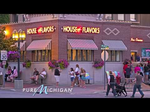 House of Flavors in Ludington, Michigan. | Pure Michigan