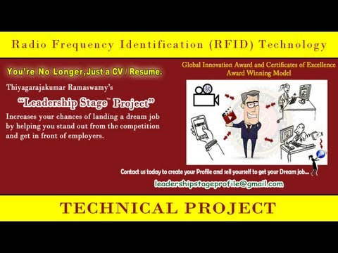 Leadership Stage (E to DE) System Project -  Radio Frequency Identification (RFID) Technology