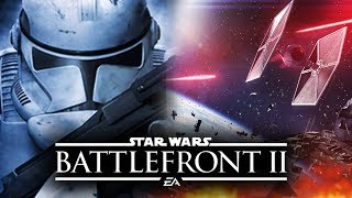 Star Wars Battlefront 2 - BETA DATE AND SPACE BATTLES REVEALED!