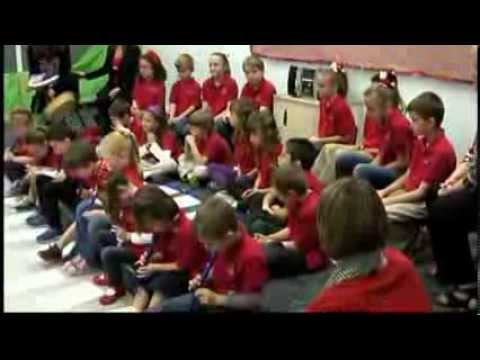 Holiday Recorder Concert 2013 - New Horizons Country Day School