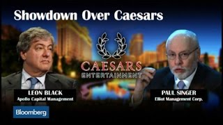 The Battle Over Caesars Entertainment