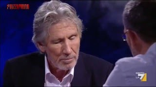 Roger Waters a Piazzapulita