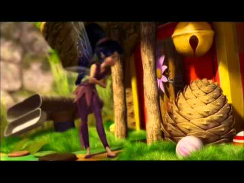 Tinkerbell Hadas Al Rescate - La Casa De Las Hadas - Walt Disney Studios Oficial video