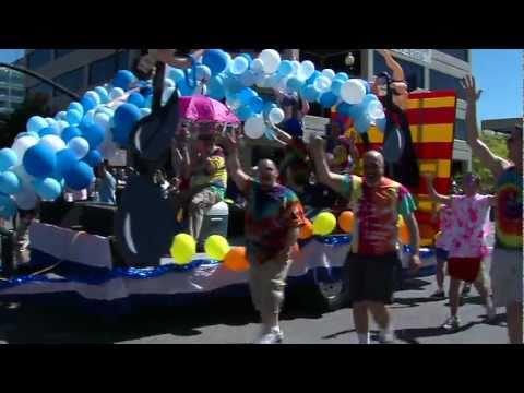 Salt Lake City Utah Gay PRIDE Parade 2008