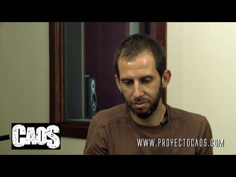 El Libro - Comentarios de Sergio Sacoto sobre CAOS.