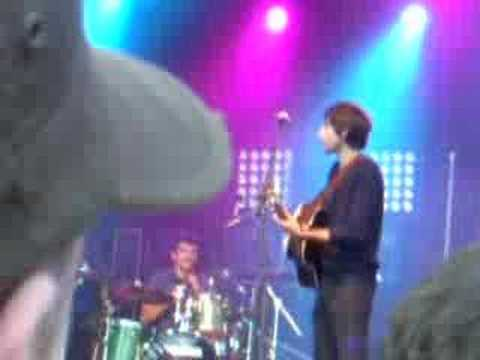 Matt Costa - Yellow Taxi - Live - Virgin Festival Toronto