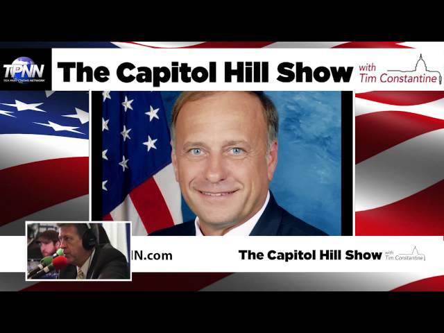 Steve King: 'I would have sent a cruise missile in there'