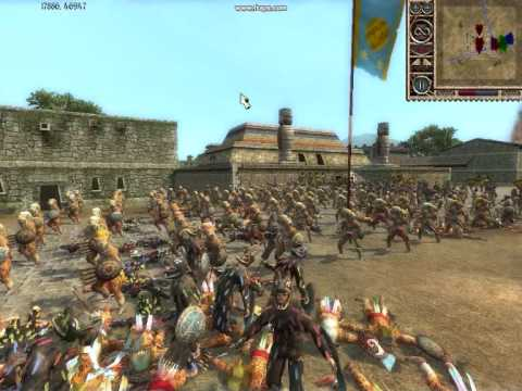 Medieval 2 Total War : Conquerors of Ancient Empires in the New World