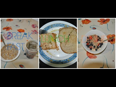 HEALTHY MEALS IDEAS (BREAKFAST, LUNCH & DINNER) - Mireia