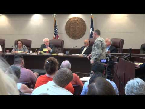 #FortBragg Appears Before #Texas Commissioners to Answer Questions About #JadeHelm15
