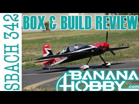 SBACH 342 FMS   Box & Build Review   Aerobatic 3D