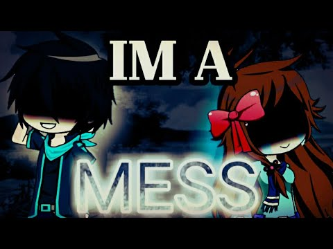 Gacha Studio | I'm A MESS | Inspired by Emily Kitty |