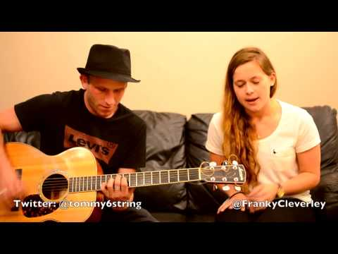 Say You Love Me - Jessie Ware Acoustic Cover - Tic Tac Tom & Francesca Cleverley video