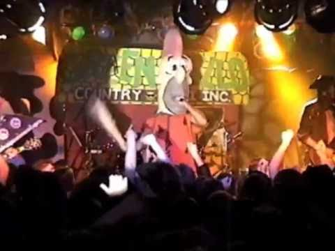Green Jelly - Anarchy In Bedrock