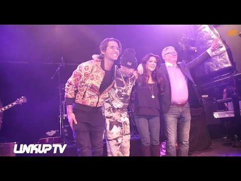 Dappy LIVE at O2 Academy Islington [@TheDappy] | Link Up TV