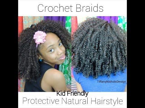 Crochet Braids For Kids Crochet Braids on Natural Hair