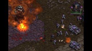 for.ever (Z) v Rush (T) on Fighting Spirit - StarCraft  - Brood War REMASTERED