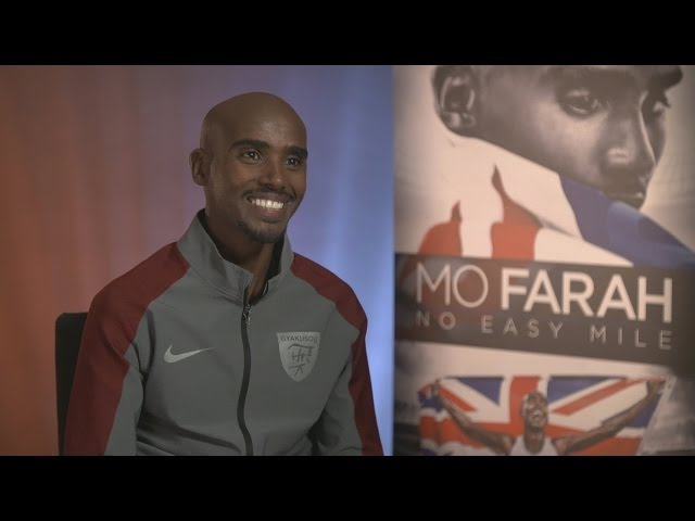 Mo Farah: Scary to see Donald Trump elected US President