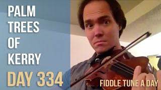 Palm Trees of Kerry - Fiddle Tune a Day - Day 334